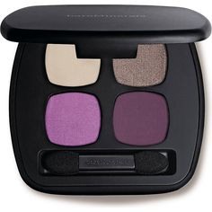 Bare Minerals bareMinerals READY Eyeshadow 4.0 (280 SEK) ❤ liked on Polyvore featuring beauty products, makeup, eye makeup, eyeshadow, beauty, cosmetics, mineral eye shadow, mineral eyeshadow, bare escentuals eye shadow and bare escentuals eyeshadow