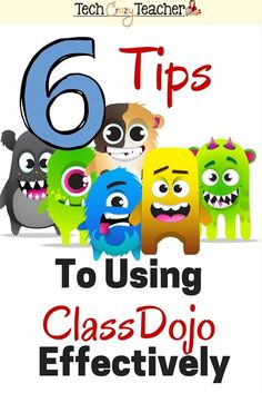 Tutorial on how to effectively use Classdojo in your elementary classroom