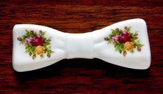 Japanese hashioki - ceramic.