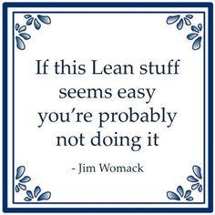 lean stuff jim womack