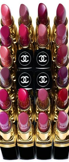 Chanel Pinks and Plums | LBV ♥✤