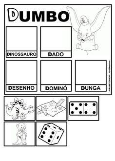 Jogo do Alfabeto para Alfabetização: Fichas para imprimir Portuguese Lessons, Thing 1, Paper Piecing, Playing Cards, Language, Diagram, Signs, Reading, Gabriel