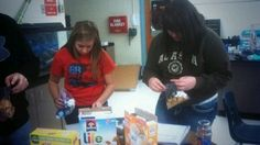 Building feed rations with flavors of cereal. Buchanan FFA - ww.OneLessThing.net