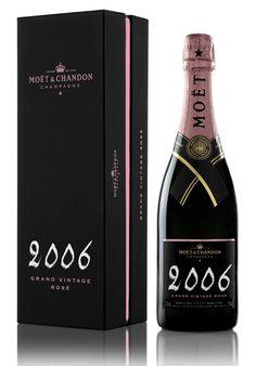 Moët & Chandon Grand Vintage Rosé 2006.