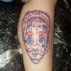 Amazing 3d Tattoos, Work Horses, Fight Club, New Tattoos, Skull, Ink, Drawings, Artist, Instagram