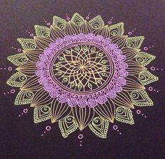 Colored Mandala | Flickr - Photo Sharing!