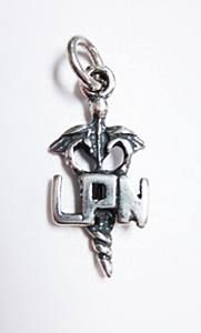 A lucky charm for the LPN in your life!