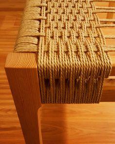 Danish cord bench project - Imgur