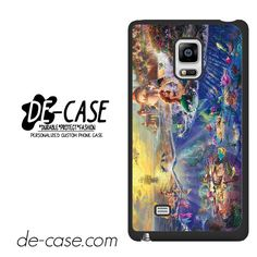 Disney Ariel The Little Mermaid DEAL-3290 Samsung Phonecase Cover For Samsung Galaxy Note Edge