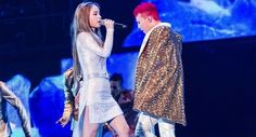 With LeeHI *Concert in Seoul March 2013 Ji Yong, My One And Only, G Dragon, Record Producer, Bigbang, Seoul, Style Icons, Rapper, Singer