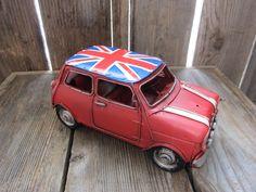 British Mini Cooper Model