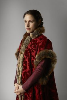 Lady Margaret Beaufort (Amanda Hale) from The White Queen