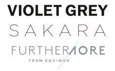 GET RED CARPET READY WITH SAKARA LIFE, VIOLET GREY AND FURTHERMORE FROM EQUINOX     Enter to win to the ultimate Red Carpet Ready experience including access to the experts who coach the stars in the best of nutrition, wellness, beauty and fitness.  Prize includes a 4-Week Sakara Meal Delivery Program and nutrition session, $1000 towards Violet Grey products and services, and $1000 towards the Spa and Shop at Equinox.