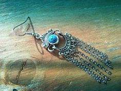 These unique, one of a kind, handcrafted earrings from Simply Charmed Jewelry will dazzle any ears! They have a nice mixture of silver and turquoise and a lot of dangle! Handcrafted Jewelry, Earrings Handmade, Fashion Jewelry, Women Jewelry, Sparkly Jewelry, Beautiful Earrings, Jewelry Making, Jewelry Box, Jewelry Crafts