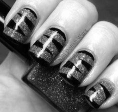 Animal Print Nail Art Design Video - Long Nails Easy Nail Polish Designs (no DIY Tutorial) purple Get Nails, Fancy Nails, Love Nails, How To Do Nails, Pretty Nails, Hair And Nails, Dream Nails, Nail Art Designs Videos, Nail Polish Designs