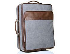 Grey Trolley Bag