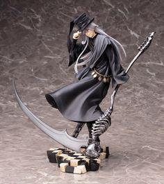 picture of ARTFX J Black Butler  Book of Circus Undertaker Statue 1