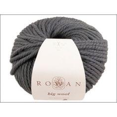 Rowan Big Wool 00056 glum (farb. 8357)