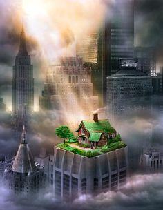 Modern Magic by `alexiuss