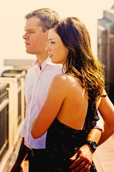 Emily Blunt & Matt Damon, The Adjustment Bureau (2011)