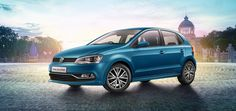 Volkswagen Polo ALLSTAR Revealed in India; Launching Soon Volkswagen India has revealed that the India-specific Volkswagen Polo ALLSTAR on the company's website, which shows the exterior and interior specifications of the hatchback. Like the Volkswagen Ameo, the Polo ALLSTAR is offered in the Blue Silk shade along with the other exterior colors, Toffee Brown, Flash Red, Reflex Silver and Candy White.