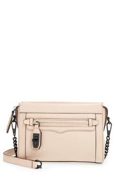 1fec6ef538bc Rebecca Minkoff  Mini Crosby  Crossbody Bag Leather Crossbody Bag