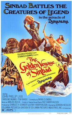 The Golden Voyage of Sinbad - 1974