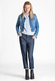 Calvin Klein Jeans SS14 Womenswear