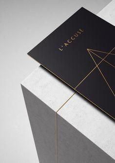 Vitruvian Man: The Branding of L'Accusé Restaurant — KNSTRCT