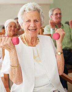 Seniors Chair Excercises