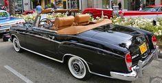 1959 Mercedes-Benz 220SE Cabriolet