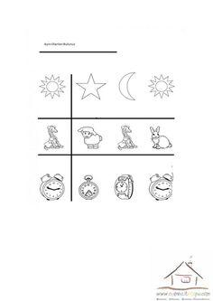 4 yaş dikkat etkinlik örnekleri (5) | Evimin Altın Topu
