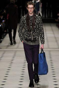 Sfilata Burberry Prorsum Milano Moda Uomo Autunno Inverno 2015-16 - Vogue