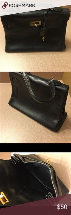 Authentic vintage leather coblentz handbag In perfect condition Coblentz Bags