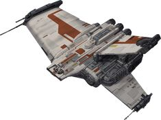 BT-7 Thunderclap - Republic Trooper Starship by DoctorAnonimous. Star Wars: The Old Republic