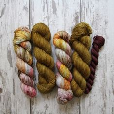 The third option for the Shusui Shrug Kits is my personal favorite! It features Avonlea + Lichen, with a pop mini of Mahogany. Dyeing Yarn, Drop Spindle, Third, Colours, Crochet, Mini, Happy, Inspiration, Biblical Inspiration
