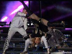 Madonna's Super Bowl Illuminati Occult Ritual - David Icke's Official Forums