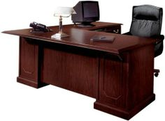 """72"""" x 84"""" Executive L Shaped Desk KXA003 by DMI. $2099.00. Ships via our White Glove delivery service. Beautiful Sherwood Mahogany finish. All drawers are French dovetailed. Cable accessible. 72"""" x 84"""" Executive L Shaped DeskbyDMI Office Furniture Trusted: 20+ Years Experience. Overall: 72 in W x 84 in D x 30 in H ,. Save 27%!"""
