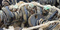 cordages et flotteurs