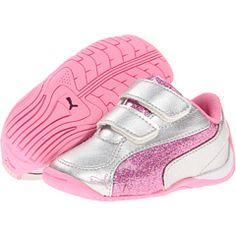 Puma Kids Drift Cat 5 Glam V (Toddler Little Kid Big Kid) 663711e10