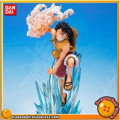 Toys & Hobbies One Piece Monkey D Luffy Battle Ver 15cm Anime Action Figure Cartoon Fighting Figuarts Zero Pvc Collection Model Kids Toy New High Safety