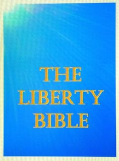THE LIBERTY BIBLE Book of Numbers (The Liberty Bible Series) by Golda Olivia Adams. $0.99. 102 pages. Publisher: SHORNICK (April 25, 2011)