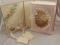 SWG Original Designs: Little Cute Tilda, Baby Book Card plus Tutorial