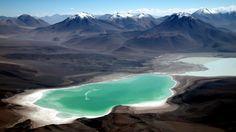 Reserva natural é atração surreal da Bolívia