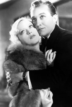Bing Crosby and Marion Davies in Raoul Walsh's Going Hollywood (1933)