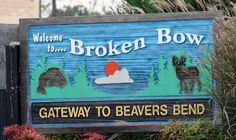 Broken Bow Oklahoma