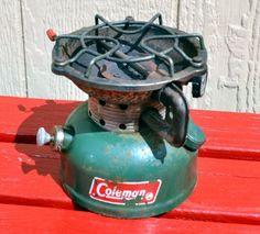 Coleman 502 Single Burner Camp Stove | eBay