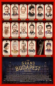 The Grand Budapest Hotel: recounts the adventures of Gustave H., a legendary concierge at a famous European hotel between the wars, and Zero Moustafa, the lobby boy who becomes his most trusted friend. The story involves the theft and recovery of a priceless Renaissance painting and the battle for an enormous family fortune -- all against the back-drop of a suddenly and dramatically changing continent.