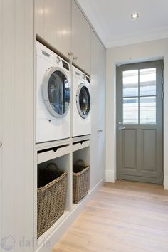Laundry room before and after .Laundry room before and after . Laundry room before and after . Mudroom Laundry Room, Small Laundry Rooms, Laundry Room Organization, Laundry In Bathroom, Laundry Baskets, Laundry Decor, Laundry In Kitchen, Laundry Storage, Kitchen Sink