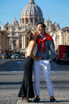 A Fun and Romantic Rome Couple Photoshoot session in the most Scenic and Panoramic locations. Image and post processing by the Andrea Matone photographers Couple Portraits, Couple Posing, Couple Photos, Rome Italy, Romantic Couples, Vatican, First Photo, Lifestyle Photography, Professional Photographer